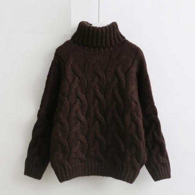 Women's Soft Casual Knitted Sweater