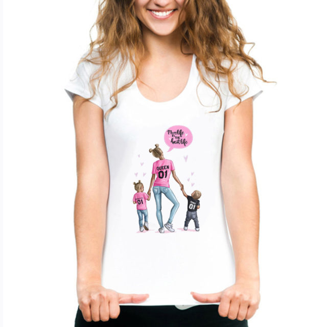 Women's Cute Printed T-Shirt