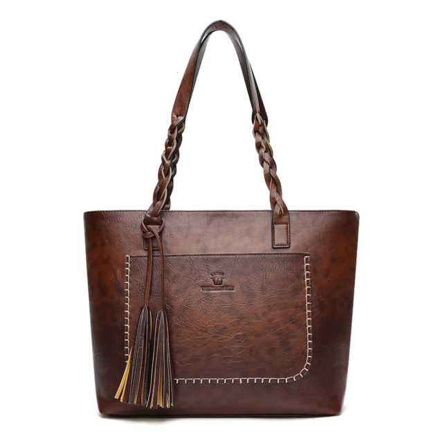 Women's Vintage Style Tote Bag