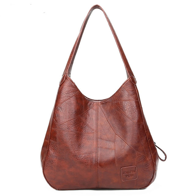 Women's Patchwork Style Tote Bag