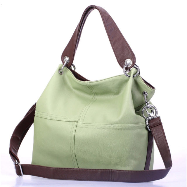 Cute Convenient Casual Leather Women's Shoulder Bag