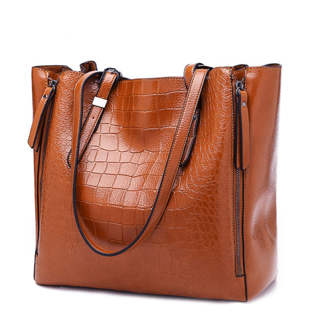 Women's Luxury Large Tote Bag